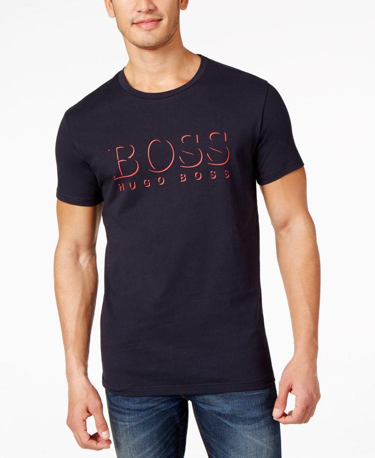 Boss Hugo Boss Shadow-Logo T-Shirt