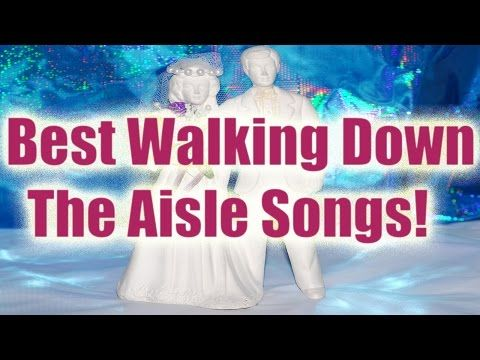 Top 10 Wedding Songs for Walking Down the Aisle - Instrumental Songs - Thailand - YouTube