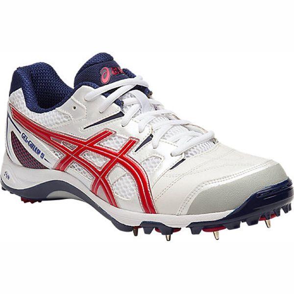 aeronave hormigón escaldadura  Asics Gel Gully 5 Cricket Shoes | Cricket store, Asics men, Cricket  equipment
