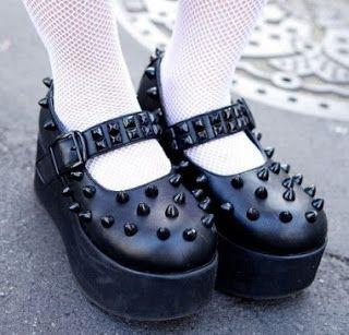 .Moda Alternativa - Moda de Subculturas.: Moda Alternativa: Plataformas