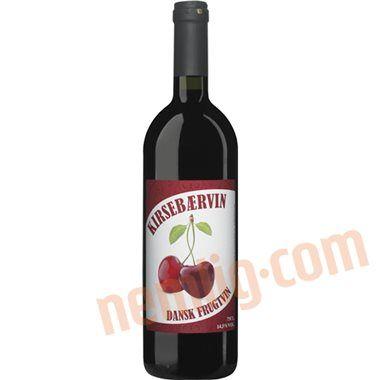 Kirsebærvin - Let - sød