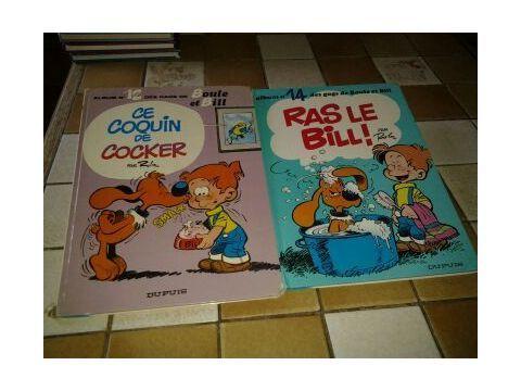 BD Titeuf, Boule et Bill - 2 € | Offres Livres sur TooTeeGooDee    #Avendre #BD #Boule&Bill #Titeuf #enfant #occasion