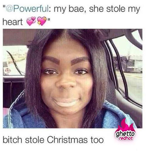Stole Christmas