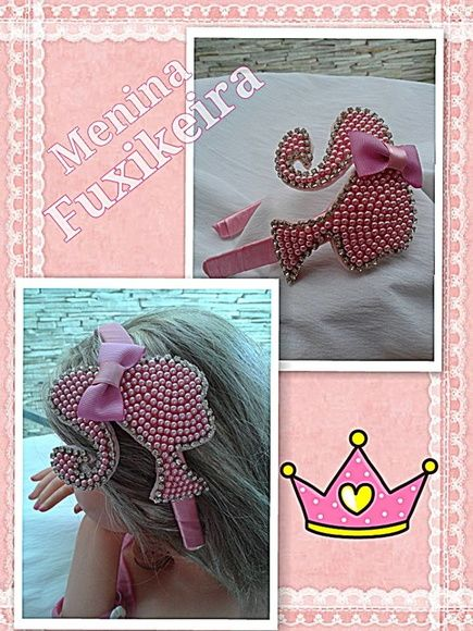 Tiara da Barbie