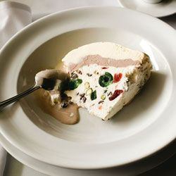 Cassata (layered Italian ice-cream)