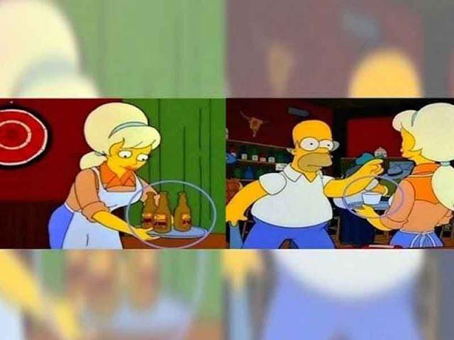 Badabun: 8 imperdonables errores de los Simpson que dejaron sin trabajo a varios diseñadores