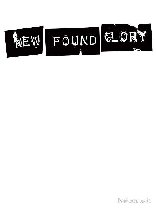 New Found Glory Logo by liveitacoustic