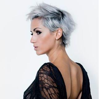 Frisuren fur graue gelockte haare