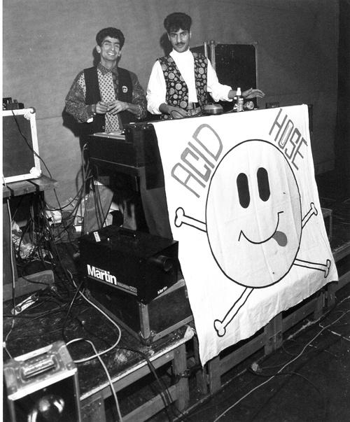 Acid House Club 1988