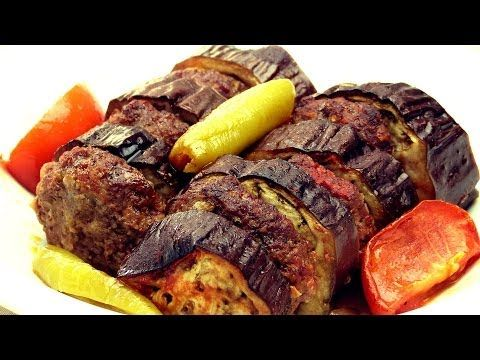 85 best recetas turcas images on pinterest turkish recipes for all the turkish food lovers watch our video and learn how to make kebab with eggplant or eggplant kebab with its common name forumfinder Choice Image
