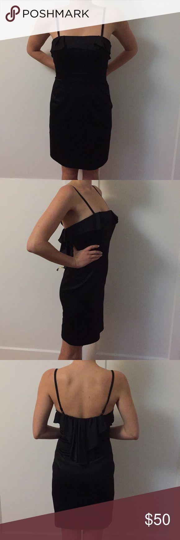 LITTLE BLACK DRESS –  BCBG LBD Classic and classy little black dress from BCBG. …
