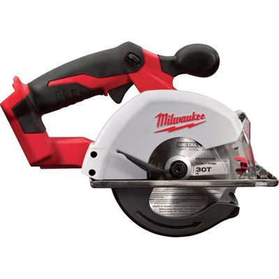FREE SHIPPING — Milwaukee M18 Cordless Metal Circular Saw Kit — Tool Only, 18 Volt, 5 3/8in. Blade, Model# 2682-20