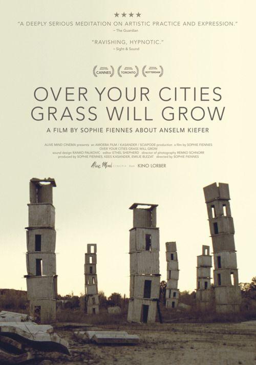 An Anselm Kiefer + Sophie Fiennes production - trailer