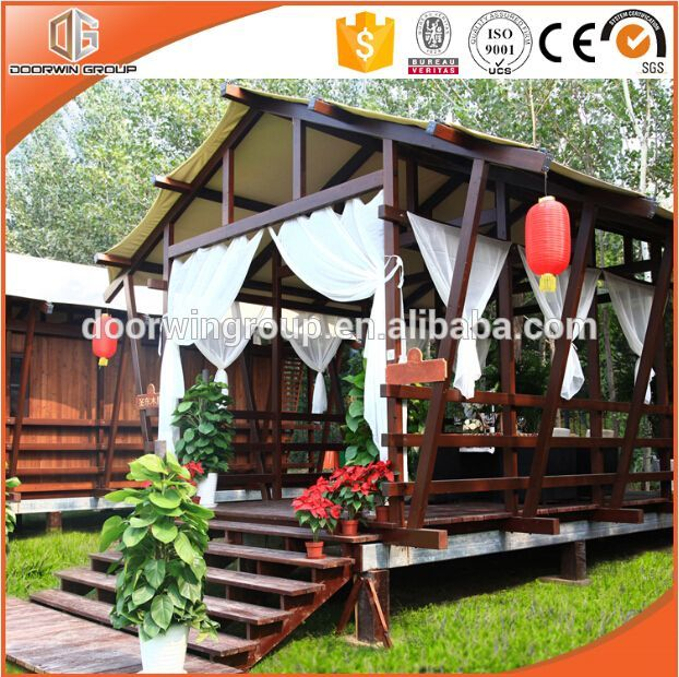 Source Hot sale cheap log cabins prefab house and luxury wooden house prefabricated fiberglass houses and small villa design on m.alibaba.com