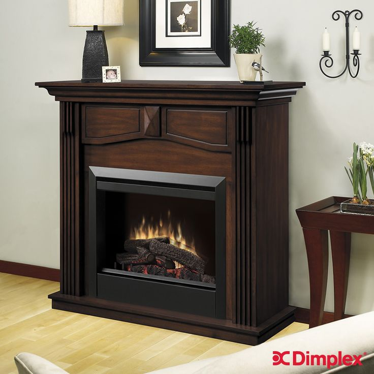 54 best Dimplex Electric Fireplaces images on Pinterest | Electric ...