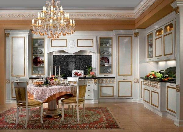 Luxurious Kitchen Interior Designs photos.