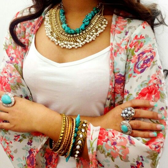 Boho Fashion Jewelry