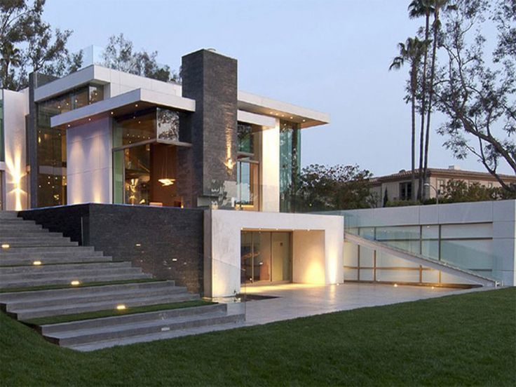 High Quality Modern House Architecture Design Luxury House Designs