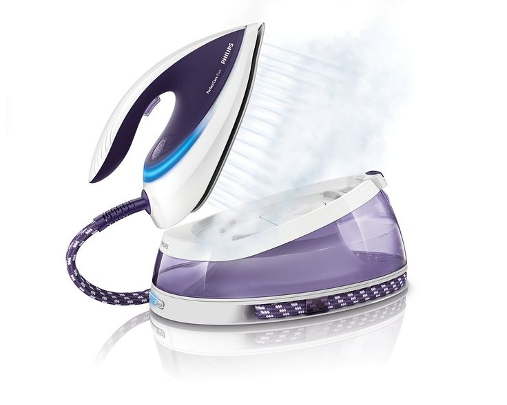What more could you want in an iron?