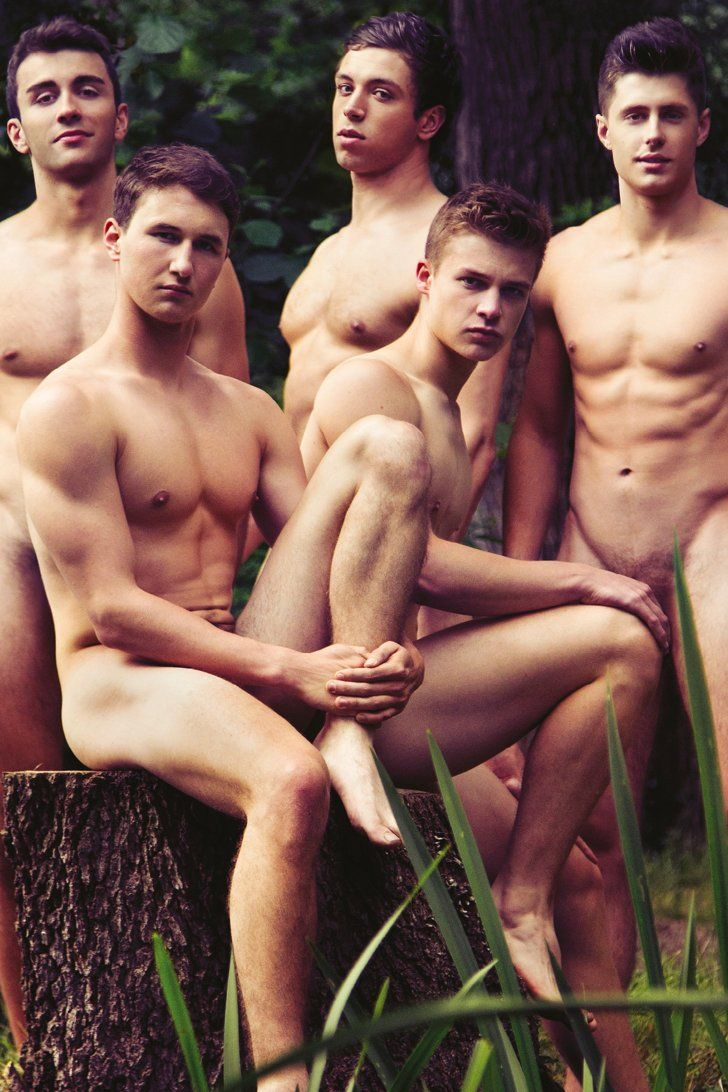 The Warwick Rowers Are Still Here Still Naked and Ready