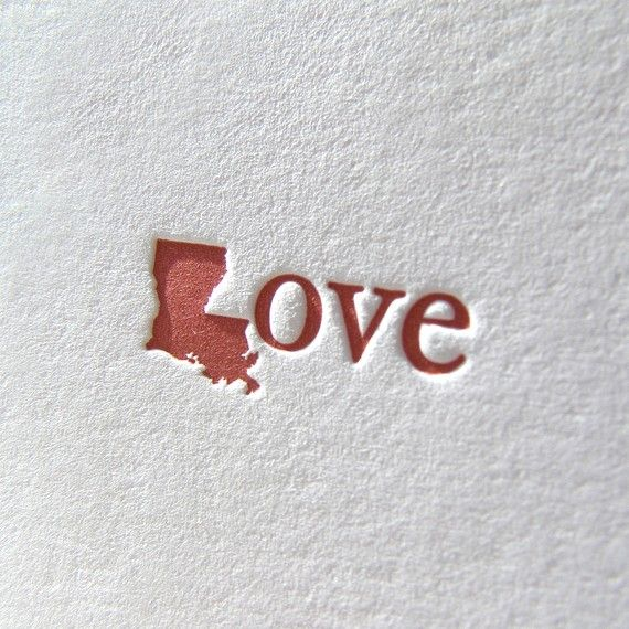 louisiana love $4.50