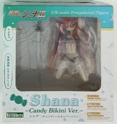 コトブキヤ コトブキヤ !)シャナ(キャンディービキニVer)/灼眼のシャナII/1/8PVC PVC