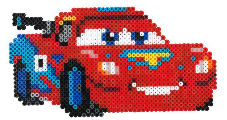 Disney Cars Hama beads - 7944 HAMA