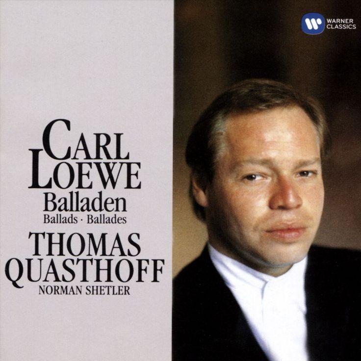 Thomas Quasthoff - Carl Loewe: Ballads (CD)