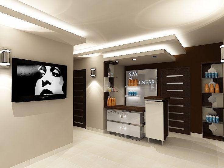 Aranżacja salonu kosmetycznego SPA  Architektura wnętrz Łódź - aranżacje i projektowanie wnętrz.  http://www.porczynski-sieradzki.pl/portfolio/aranzacja-salonu-kosmetycznego-spa/  #projekty #wnetrza #projektowanie #aranżacja #łódź