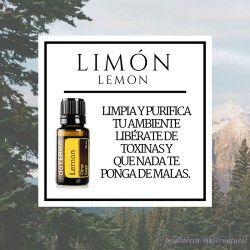 mujerviviendonatural.com El mejor aceite de dōTERRA. Mira todo lo que puede hacer por ti el aceite esencial de Limón.