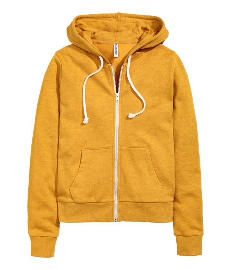 Hooded Sweatshirt Jacket | H&M Divided
