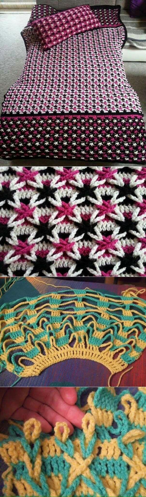 110 besten Todo Crochet♡ Bilder auf Pinterest | Häkelmaschen ...