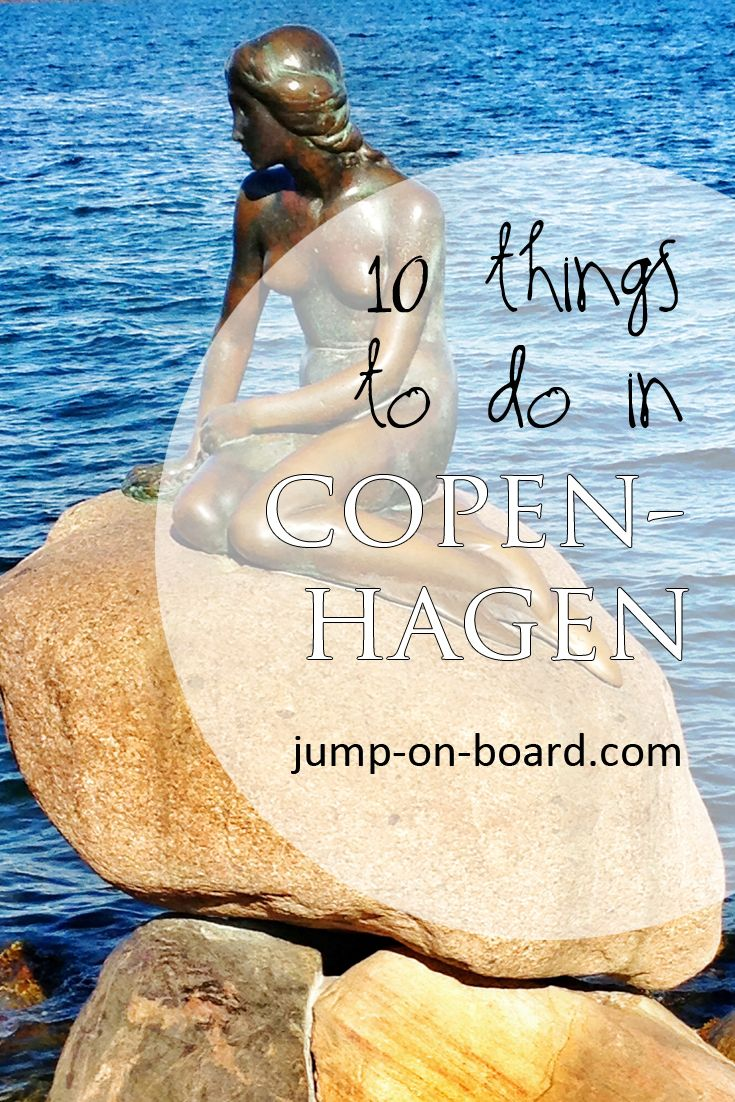 10 things to do in Copenhagen