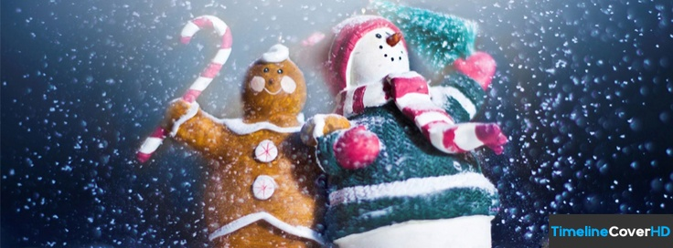 Cute Snowman Timeline Fb Covers Facebook Cover | Christmas ...