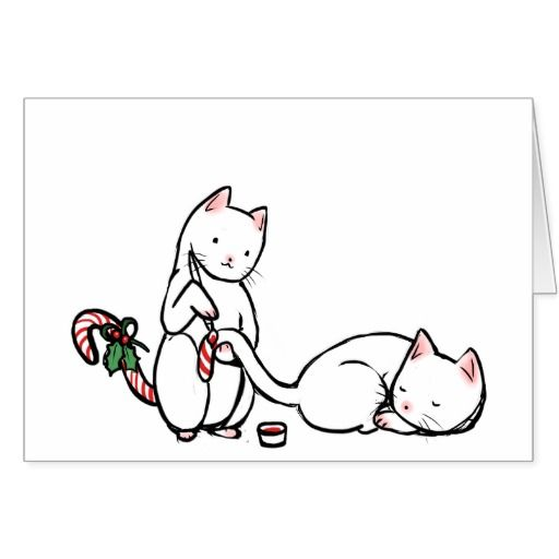 Felis Navidad Greeting Card