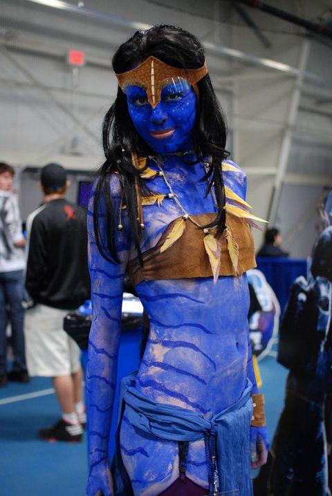   Do It Yourself Avatar Costume