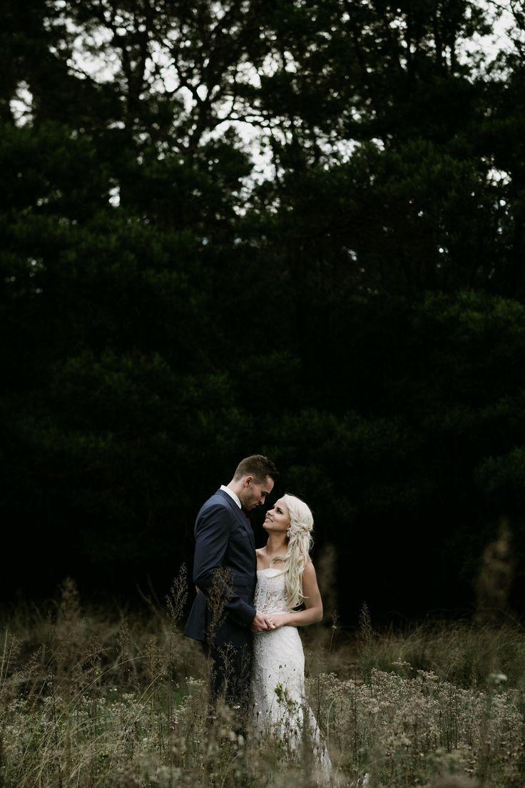 Moody Protea-filled Forest Wedding at De la Mas by Chris de Wet | SouthBound Bri…