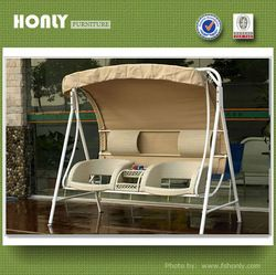 Swing with canopy - need to find one like this!