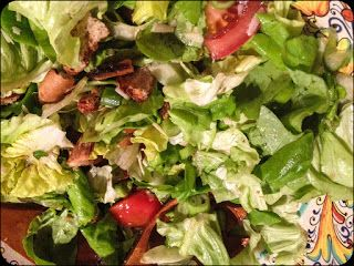 Green Jacket Salad for a Masters Party