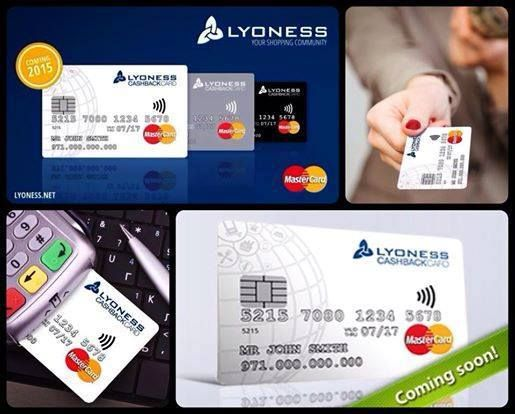 Brand New Prepaid Mastercard available now in Europe & rest of the world in 2015!! Cashback + Shopping Points (redeemed in Loyalty Mall cheaper than Amazon) on EVERYTHING you BUY, ANYWHERE :) Join my Golden Team Today: www.mylyconet.com/patriciastlouis/