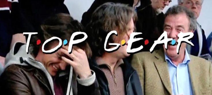 Top Gear + Friends: lo show ti mancherà ancora di più!