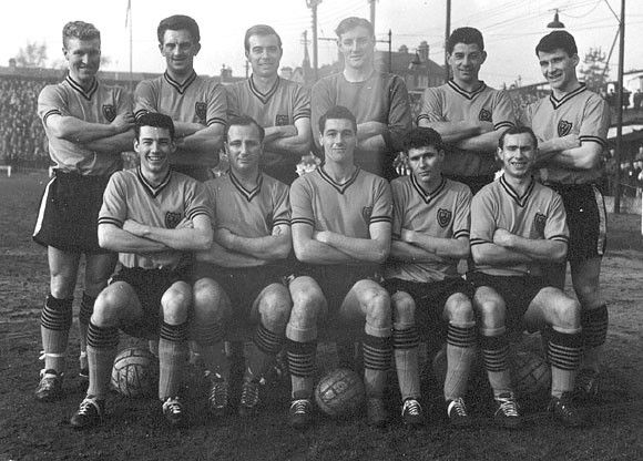 Watford F.C, early 1960's.