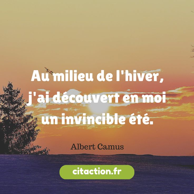 les 25 meilleures id es de la cat gorie citation albert camus sur pinterest citations d 39 albert. Black Bedroom Furniture Sets. Home Design Ideas