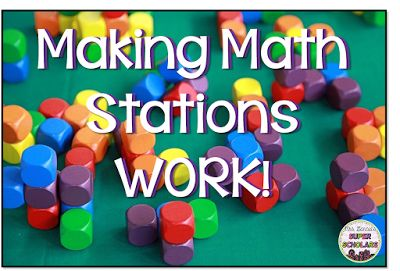 Math Work Stations in the Classroom