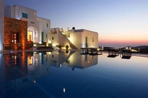 Aria Boutique Hotel, Folegandros island