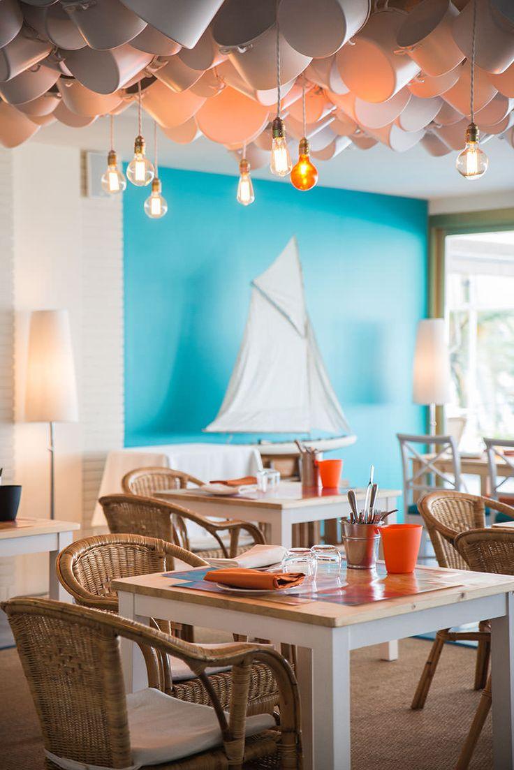 Taronja Negre Mar – das Restaurant der schwarzen Orange - von Tomeu Caldentey (Bou) im Club de Mar | Palma - Mallorca