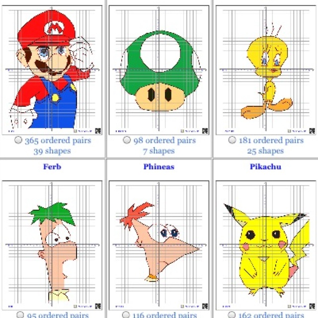 Scooby Doo Graphing Worksheet | Search Results | Calendar 2015