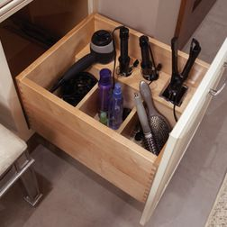 Seeing that I do my hair in my bedroom I would love this draw as my bottom draw by my dressing table. - Bathroom Storage - love this!