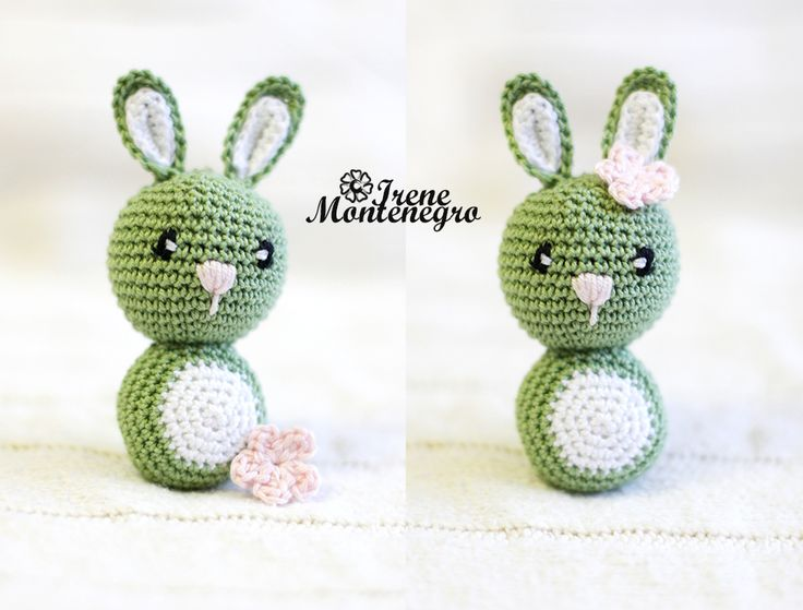 crochet  Bunny - cute , amigurumi , вязаный заяц , зайчик , игрушки крючкам