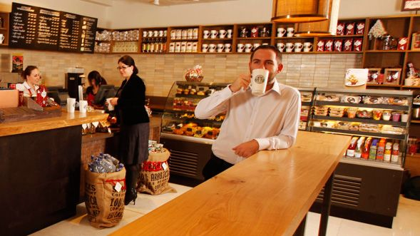 Conduit Street Store | Starbucks Coffee Company